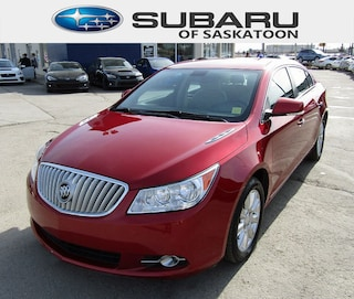 2012 Buick Lacrosse Low KM & Backup Camera Sedan