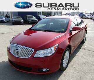 2012 Buick Lacrosse Low Kilometers Sedan