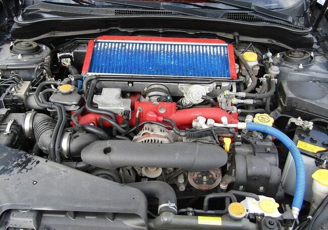 2011 wrx engine
