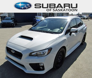 2017 Subaru WRX Sport AWD with Backup Cam & Sunroof