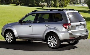 2011 Subaru Forester Touring AWD with LOW KM