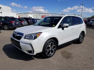 2014 Subaru Forester XT AWD with Sunroof & Low KM