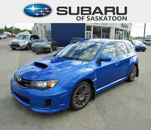 2011 Subaru WRX AWD with Bluetooth and Satellite Radio