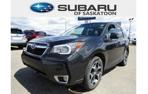 2015 Subaru Forester XTE AWD with Navigation & Sunroof