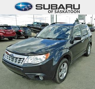 2011 Subaru Forester 2.5X AWD | LOW KM | SUNROOF SUV