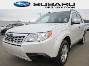 2013 Subaru Forester 2.5X AWD with Bluetooth & Satellite Radio