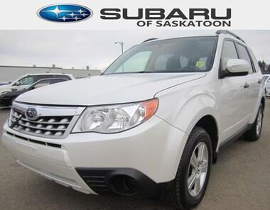 2013 Subaru Forester 2.5X Convenience SUV