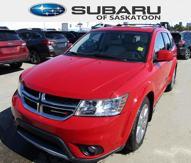 2012 Dodge Journey R/T AWD & Navigation SUV