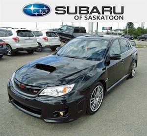 2012 Subaru WRX STi Sport AWD with Sunroof & Satellite Radio