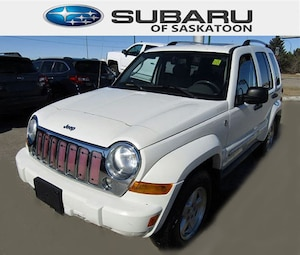 2006 Jeep Liberty Limited 4WD with Sunroof