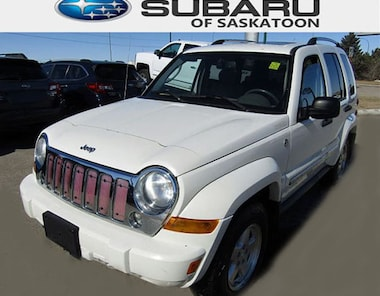 2006 Jeep Liberty Limited 4WD & Sunroof SUV