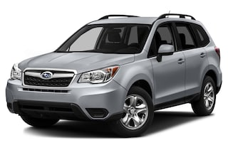 2016 Subaru Forester 2.0XT Limited Package w/Technology Pkg Option SUV