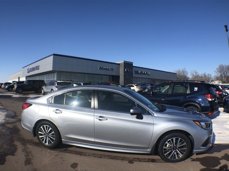 Used 2018 Subaru Legacy Sedan for sale in Sioux Falls, SD at Schulte Subaru