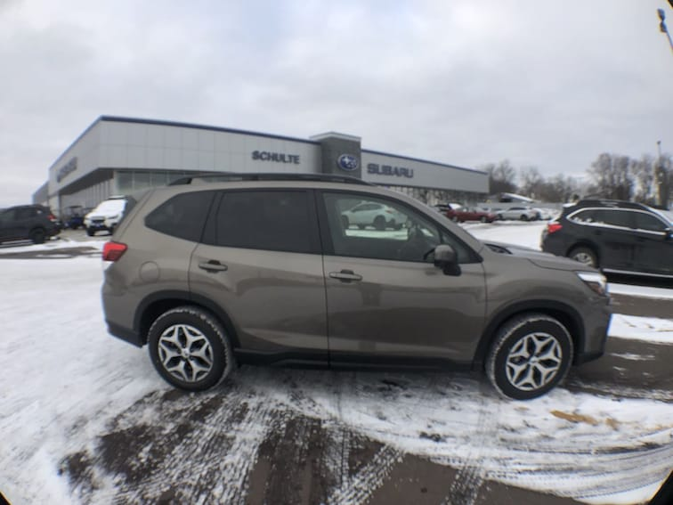 2019 forester pdf