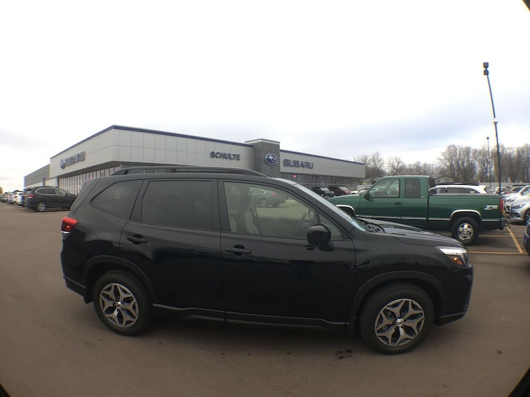New 2019 Subaru Forester Premium SUV JF2SKAEC4KH412150 for sale in Sioux Falls, SD at Schulte Subaru