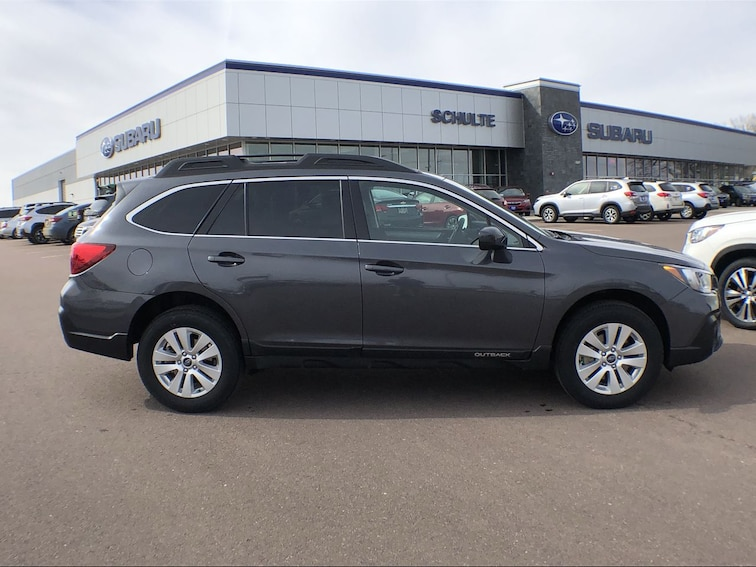 Used 2019 Subaru Outback SUV for sale in Sioux Falls, SD at Schulte Subaru