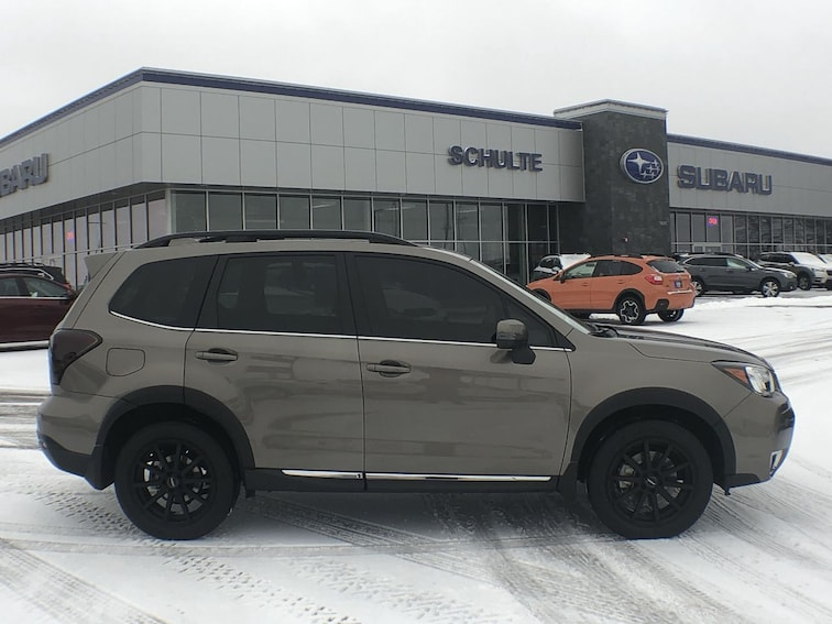 Used 2018 Subaru Forester SUV for sale in Sioux Falls, SD at Schulte Subaru