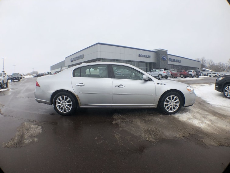 Used 2009 Buick Lucerne For Sale Sioux Falls Sd Vin