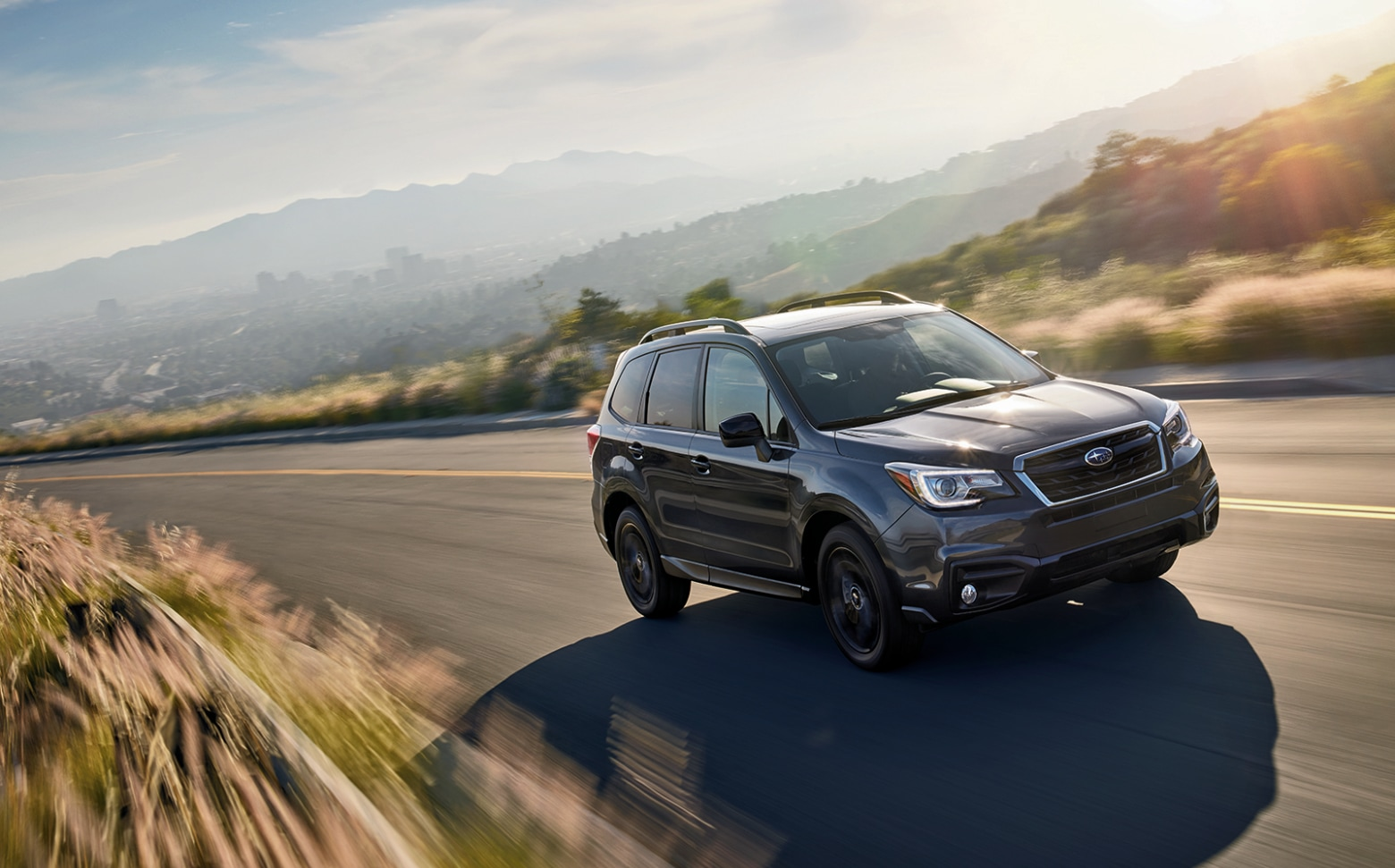 Performance. The Forester And The RAV4 ...