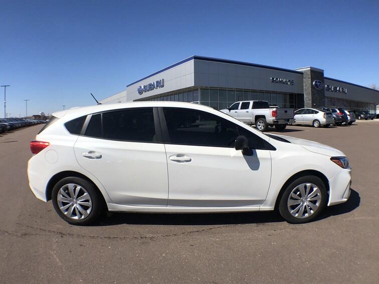 Used 2018 Subaru Impreza 5-door for sale in Sioux Falls, SD at Schulte Subaru