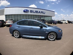 2018 Subaru WRX Limited 50th Anniversary Edition Sedan JF1VA1K66J9825571 for sale in Sioux Falls, SD at Schulte Subaru