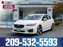 2018 Subaru Impreza 2.0i Sport 4-Door Manual Car For sale near Arnold CA