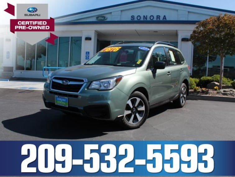 2017 Subaru Forester 2.5i CVT Sport Utility For sale near Arnold CA