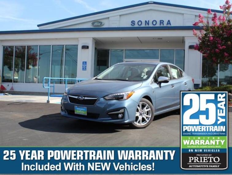 New 2018 Subaru Impreza 2.0i Limited 50th Anniversary Edition Sedan For sale/lease Sonora, CA
