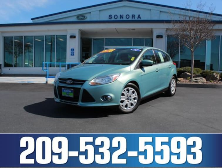 2012 Ford Focus 5dr HB SE Car