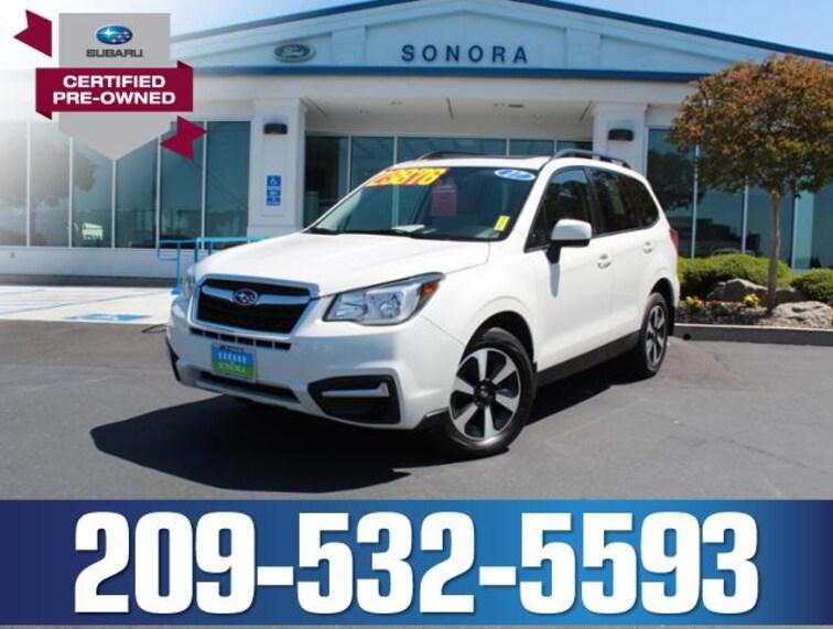 2017 Subaru Forester 2.5i Premium CVT Sport Utility For sale near Arnold CA