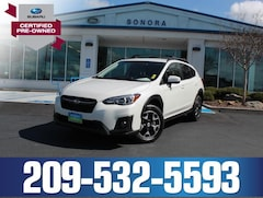 Certified Pre-Owned 2018 Subaru Crosstrek 2.0i Premium CVT Sport Utility JF2GTADC2JH330663 For sale near Arnold CA