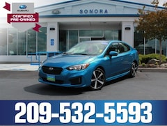 2017 Subaru Impreza 2.0i Sport 4-Door CVT Car For sale near Arnold CA
