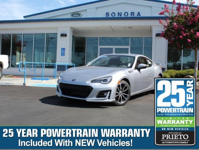 New 2018 Subaru BRZ Limited Coupe For sale/lease Sonora, CA