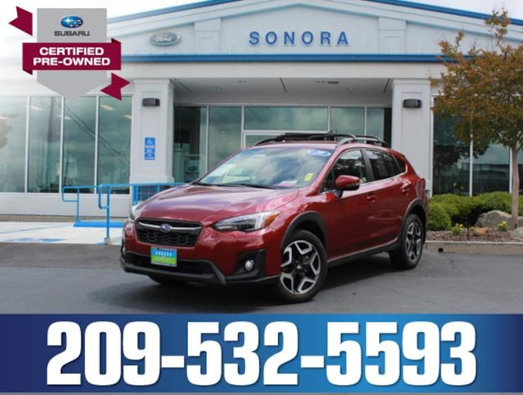 2019 Subaru Crosstrek 2.0i Limited CVT Sport Utility For sale near Arnold CA