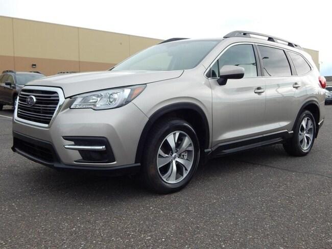 Certified Pre-Owned 2019 Subaru Ascent Premium 7-Passenger SUV Twin Falls, ID