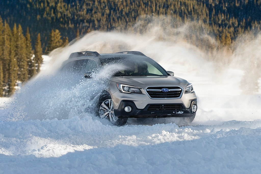 Are subarus the best in the snow?