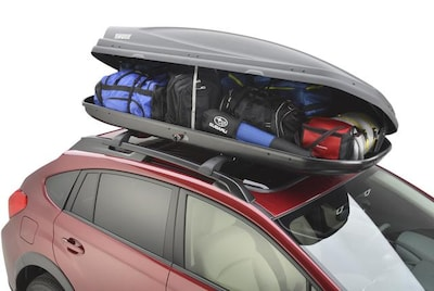extended Thule Roof Cargo Carrier on sale