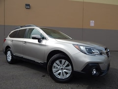 Certified Pre-Owned 2019 Subaru Outback 2.5i Premium SUV for sale in Twin Falls, ID