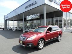 2014 Subaru Outback 2.5i Limited Moonroof SUV