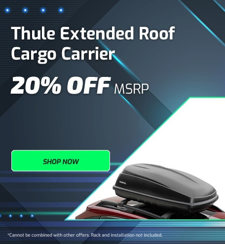 Thule Extended Roof Cargo Carrier