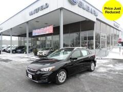 2018 Subaru Impreza 2.0i Premium Moonroof Eyesight Hatchback