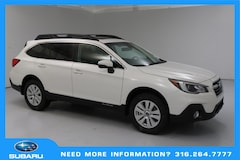 New 2019 Subaru Outback 2.5i Premium SUV N447617 in Wichita, KS