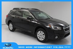 New 2019 Subaru Outback 2.5i Premium SUV N447911 in Wichita, KS