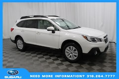 New 2019 Subaru Outback 2.5i Premium SUV N448025 in Wichita, KS