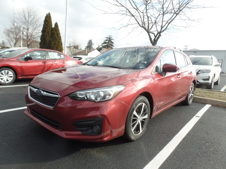 New 2019 Subaru Impreza 2.0i Premium 5-door for sale in Winchester, VA