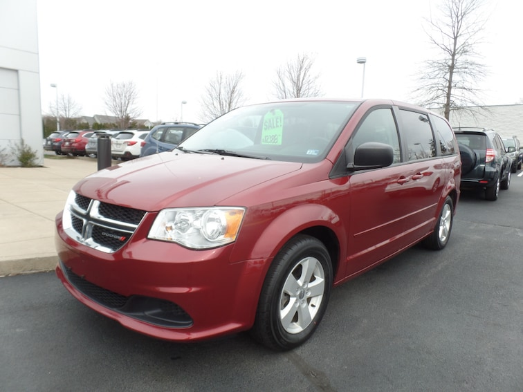 Used 2015 Dodge Grand Caravan AVP/SE Mini-Van for sale in Winchester, VA