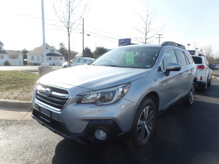 Used 2019 Subaru Outback 2.5i Limited SUV for sale in Winchester, VA