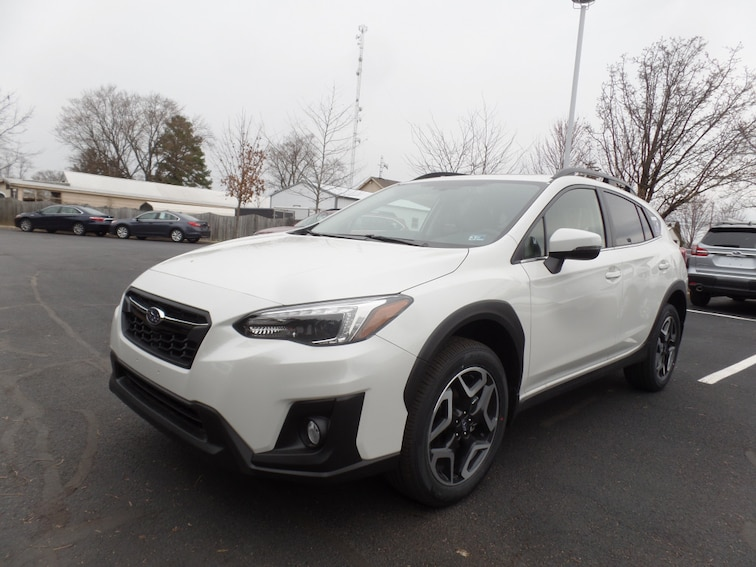 New 2019 Subaru Crosstrek 2.0i Limited SUV for sale in Winchester, VA