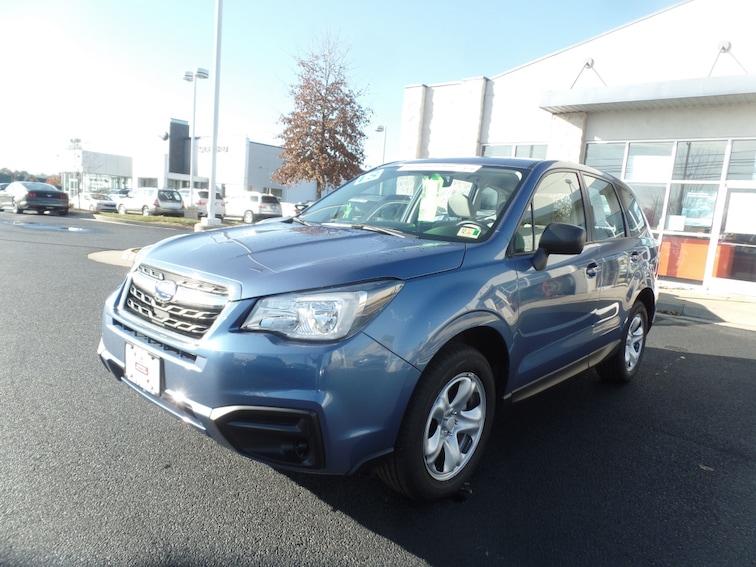 Used 2018 Subaru Forester 2.5i SUV for sale in Winchester, VA