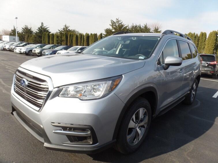 New 2019 Subaru Ascent Premium 8-Passenger SUV for sale in Winchester, VA